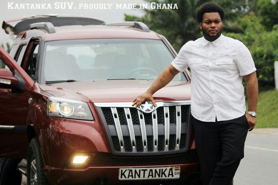 "GHANA MADE CARS – ""KANTANKA VEHICLES"" BEYONG GLORY - News, Politics ..."
