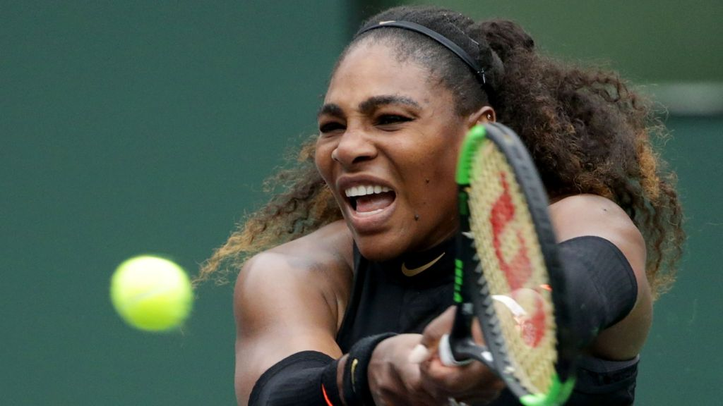 Serena Williams Mandy Minella Says Players Not Punished For Having Children Bbc Sport